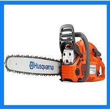 24 in. 60.3cc 2-Cycle Gas Chainsaw