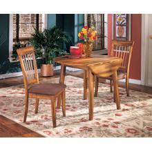 See Details - 3 Piece Berringer Drop Leaf Dining Set