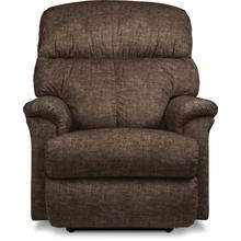View Product - Reed Rocking Recliner- Walnut