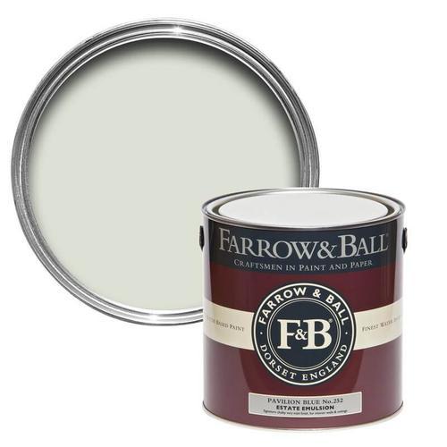 Farrow & Ball - Pavilion Blue No.252