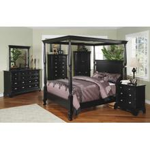 Madison Queen Canopy Bed