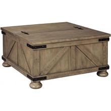See Details - Aldwin Cocktail Table
