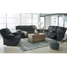 Draycoll Slate Reclining Sofa & Loveseat