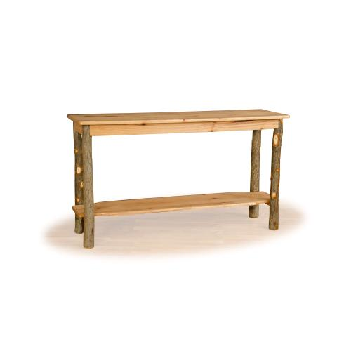 Brage Rustic Collection - Hickory Sofa Table