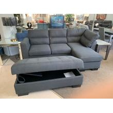 Sectional with Storage