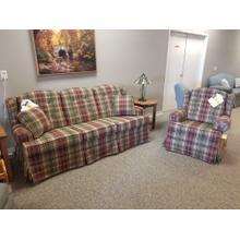 Lancer Sofa & Chair