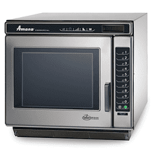 1700w Commercial Glass-Door Microwave