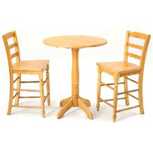 3-Piece Bar Table Set