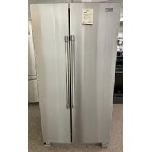 See Details - 36-Inch Wide Side-by-Side Refrigerator - 25 cu. ft.