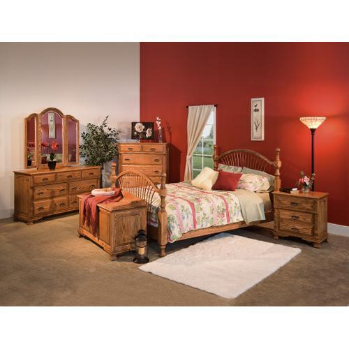 Amish Craftsman - Classic Heritage Bedroom