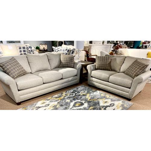 Bassett Furniture - Sofa & Loveseat
