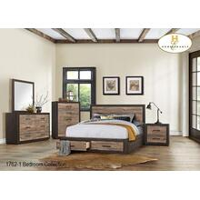 1762-1 Contemporary Bedroom Collection