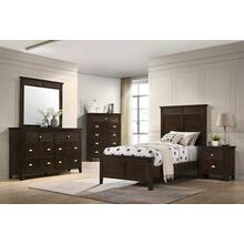 C8313BROWN  Twin, Full, Queen or King Bedroom Group
