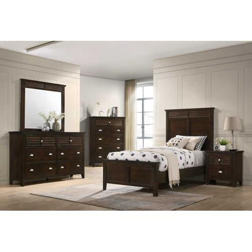 Product Image - C8313BROWN  Twin, Full, Queen or King Bedroom Group