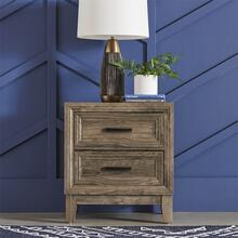 Ridgecrest 2 Drawer Nightstand