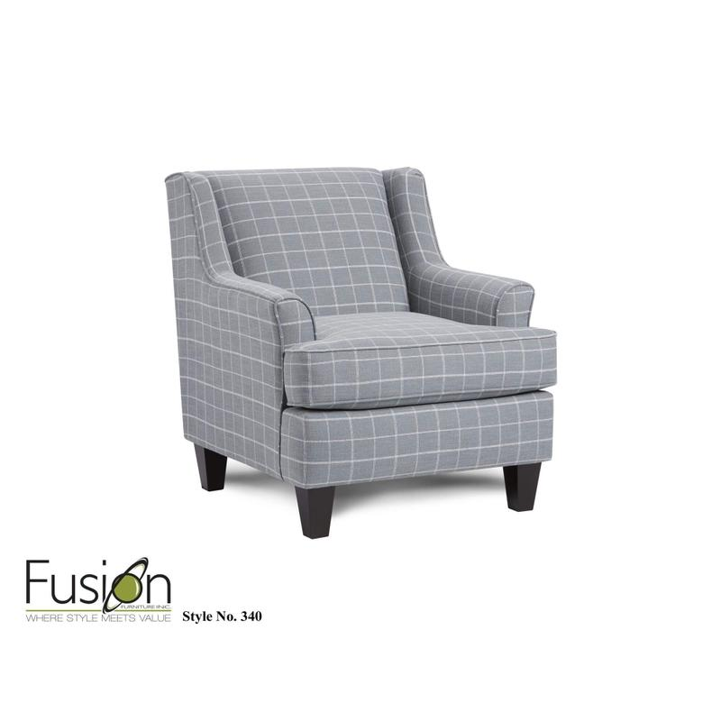 Sterlington Blue Accent Chair