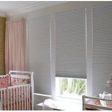 Graber Cordless Cellular Blinds Garden Retreat Chaulk 46 5/8 X 65 1/2 (Originally $374.00 )