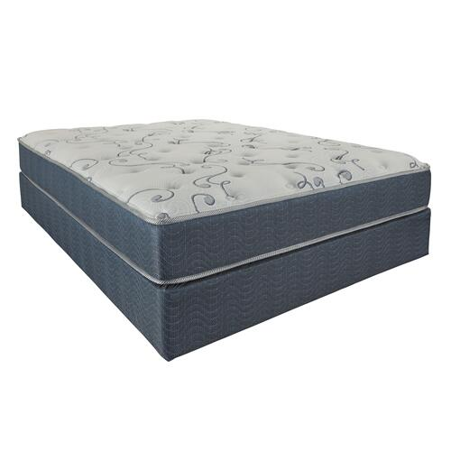Southerland - Plush Gel Memory Foam Mattress   Coil