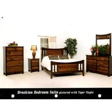 Andal Amish Made Bedroom Furniture. Completely Solid Wood. Authentic Dovetail Construction. Full Extension Drawers.