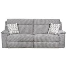 See Details - Extrovert Silver Reclining Sofa Only (57004)