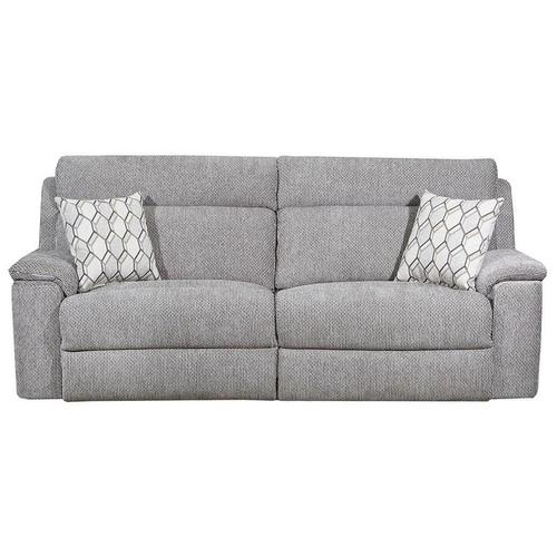 Lane Home Furnishings - Extrovert Silver Reclining Sofa Only (57004)