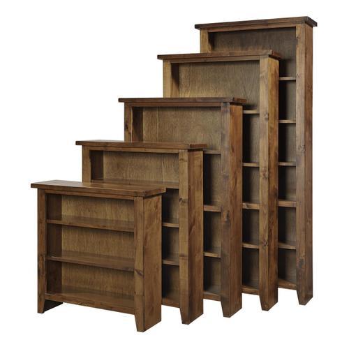 """Alder Grove 84"""" Bookcase"""