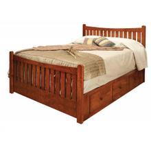 Dreamland Bed w/ Storage Drawers