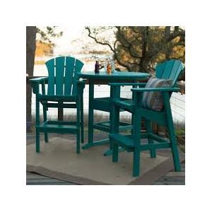 Pawleys Island - High Dining Table