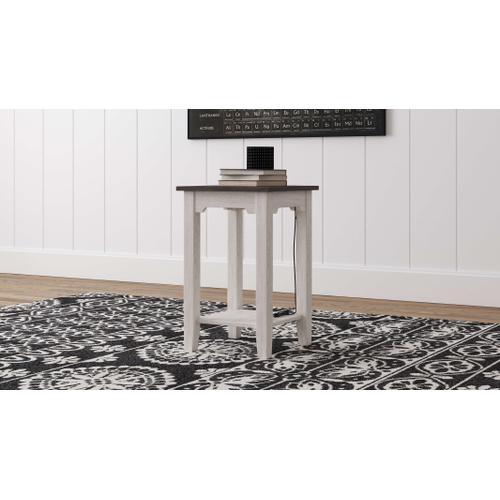 Dorrinson Chairside Table