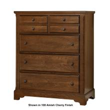 Dark Cherry Villa Chest