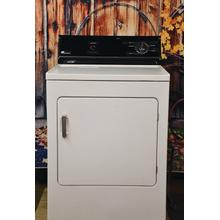 White Westinghouse Top Load Electric Dryer