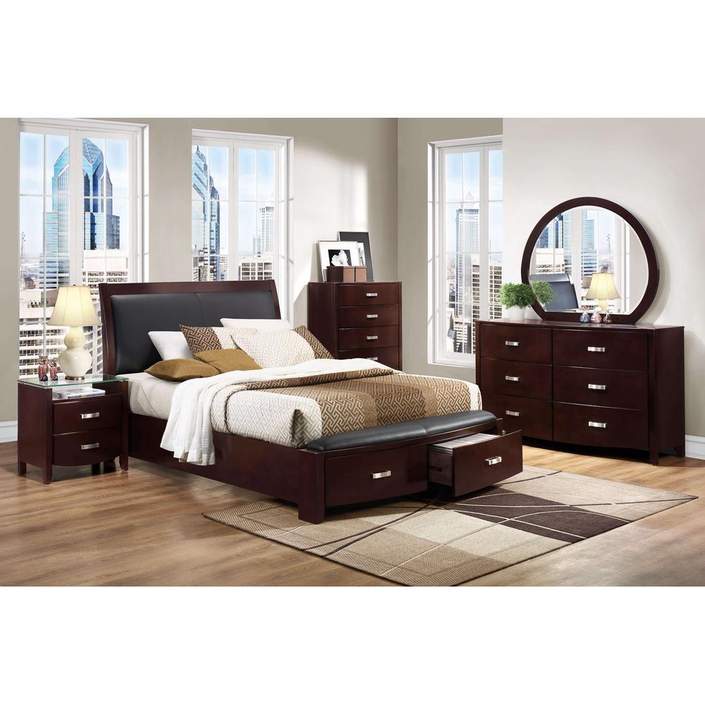 Lyric 4Pc Queen Bed Set
