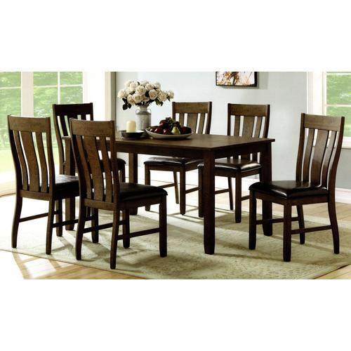 Kansas City Dining - Table and 6 side chairs
