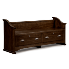 LMCO. HOME COLLECTION ELDERS STORAGE BENCH