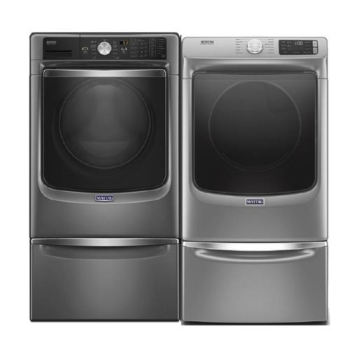 MAYTAG 4.5 cu.ft. Front Load Washer &  7.3 cu.ft. Electric Dryer