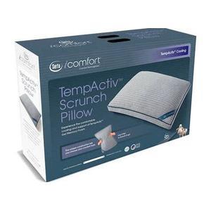 Serta - TempActiv® Scrunch Pillow