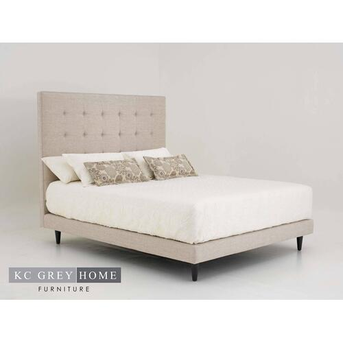 Jansey Queen Bed