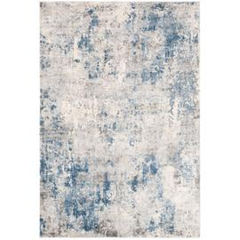 See Details - Blue Abstract Rug