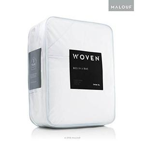 Malouf - Reversible Bed in a Bag - Full White