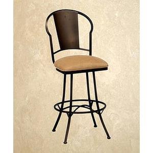 Callee Furniture - Charleston - Armless Swivel Barstool