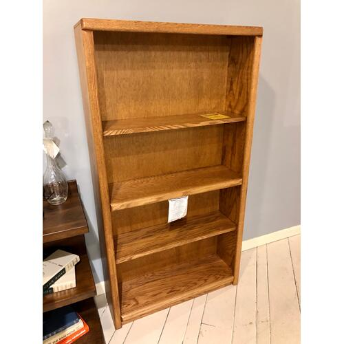 "Legends Furniture- Contemporary 60"" Bookcase"