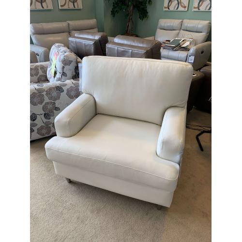 Sadie Leather Chair