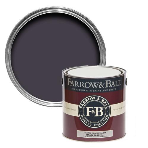 Farrow & Ball - Paean Black No.294