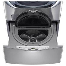 LG 1.0 cu. ft. LG Side Kick Pedestal Washer, LG TWIN Wash Compatible