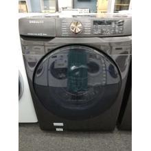 """See Details - Samsung 27"""" Smart Front Load Washer WF50R8500AV (FLOOR MODEL)"""