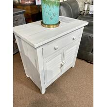 See Details - Sergio Accent Chest - White