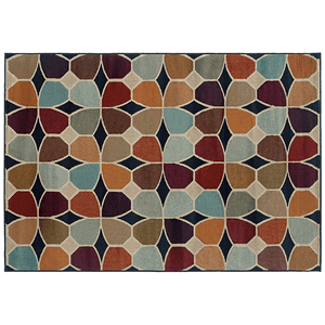 "Oriental Weavers Usa, Inc. - 5'3"" X 7'6"" ADRIENNE AREA RUG     (3836E,91633)"