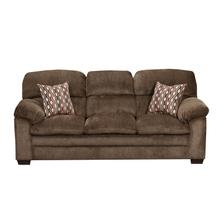 3683 Harlow Chestnut Sofa Only