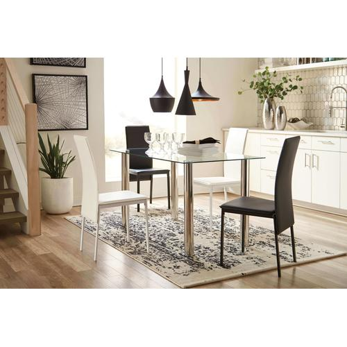 Sariden - 5 Piece Dining Room Set