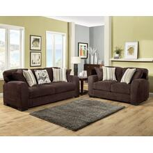 See Details - Wesley sofa & Love Chocolate